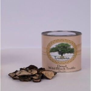 Dried-Black-Truffle-Truffle chips